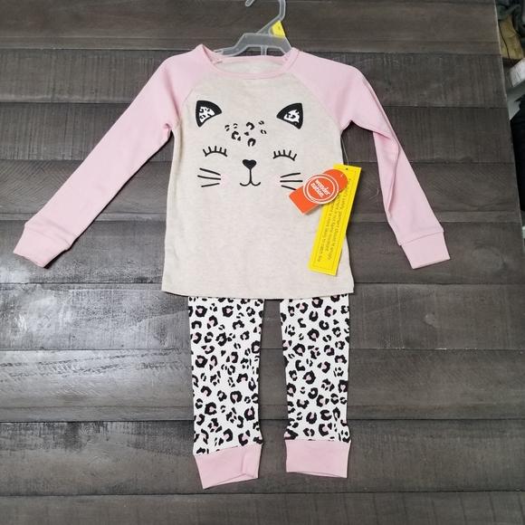 3T girls pajamas NWT